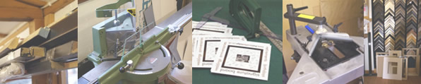 The Bevelled Edge - picture framing and mount design